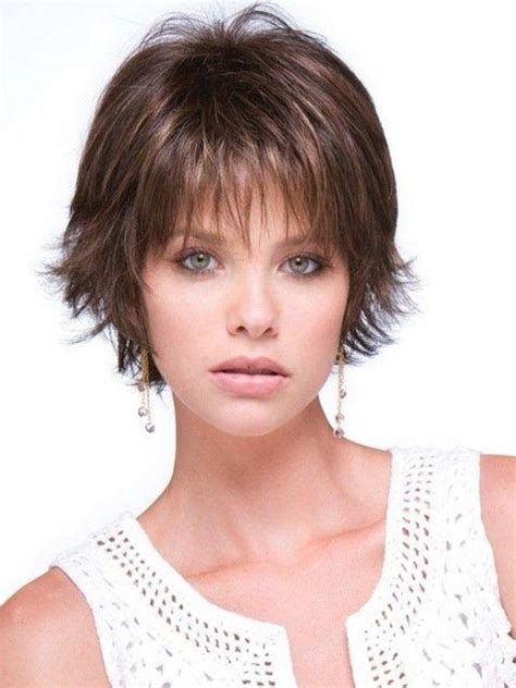 best 25 short thin hair ideas on pinterest haircuts for 20 best collection of short hairstyles for round faces and