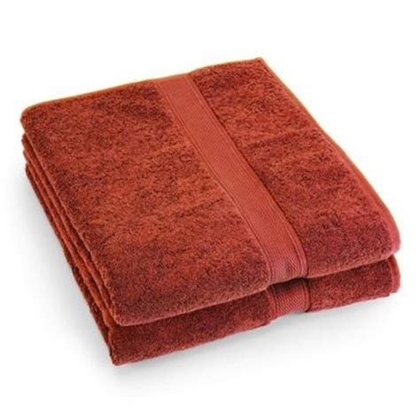 rust colored bathroom love this rust colored bath towel for the home pinterest bath towels rust and