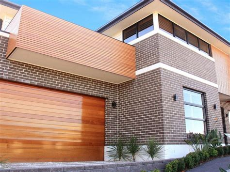 Solid Garage Doors Maryland Garage Exterior Captivating Home Exterior And Architecture Design Using Solid Wood Timber Garage