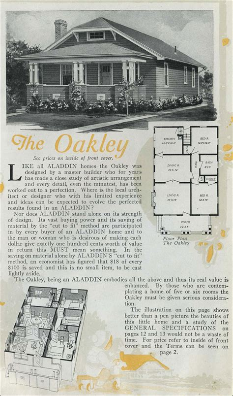 tiny house plan clipped gabled cottage aladdin kit houses in 1920 snubbed gable cottage bungalow aladdin