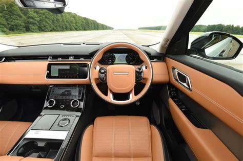 velar land rover interior range rover velar review pictures auto express