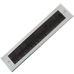 Draught Proof Letter Tidy Letter Plate Brush Draught Excluder Seal Letter
