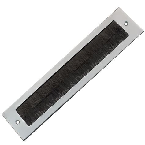 internal letter plate brush draught excluder seal letter