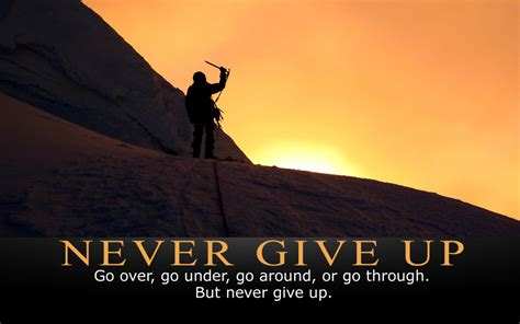 the who never gave up a motivational book for 6 10 years books never give up motivational quotes quotesgram