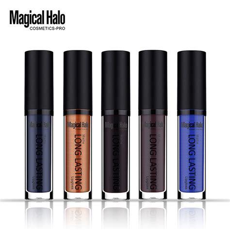 Lasting Matte Lip Gloss No 6 1 19 color magical halo lip gloss brand lasting lip gloss matte makeup liquid lipstick