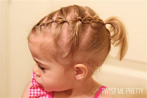 hairstyles for girl toddlers styles for the wispy haired toddler twist me pretty