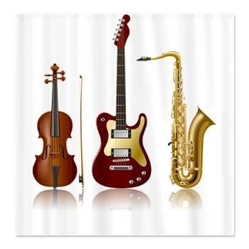 what instruments can be found in the jazz rhythm section jazz instruments shower curtain awesome shower curtains
