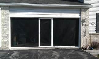 Overhead Garage Door Screens Garage Door Screens National Overhead Door