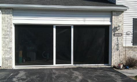Overhead Garage Door Screens Garage Door Screens National Overhead Door
