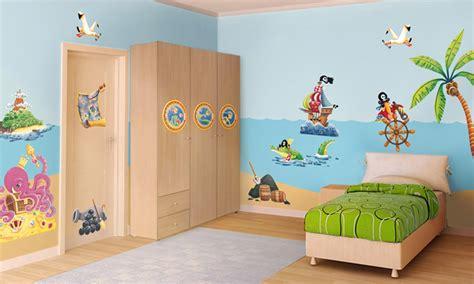 Stickers Per Camerette Bambini by Stickers Murali Bambini Cameretta All Arrembaggio