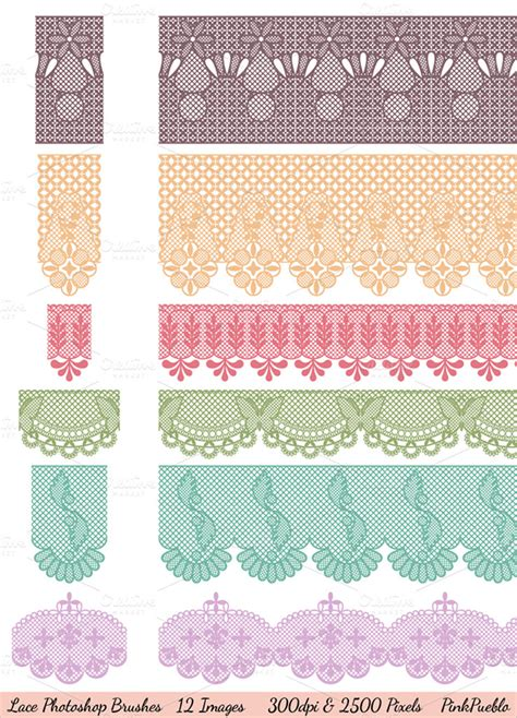 lace templates for photoshop 302 lace photoshop brushes free vector eps abr ai
