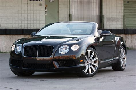 bentley gtc 2013 bentley continental gtc v8 spin photo gallery