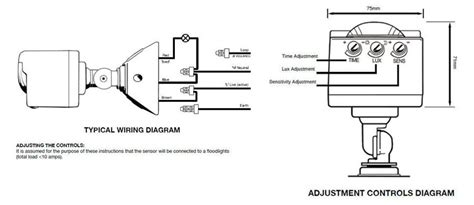 sensor light wiring diagram australia 37 wiring diagram