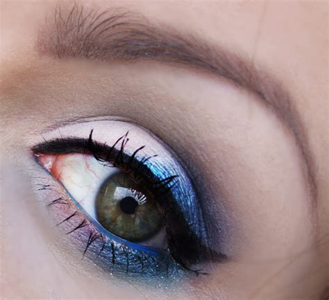 Eyeshadow Blue pics for gt cool makeup ideas for blue