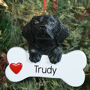 annapolis maryland black dog christmas ornament personalized ornaments giftsforyounow