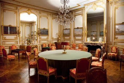 louis xvs dining room palace of versailles france 18th 371 best victorian interiors images on pinterest