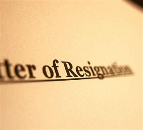 contoh surat pengunduran diri organisasi contoh surat