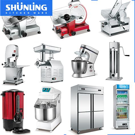 kitchen equipment shunling hotel electric commercial kitchen equipment for