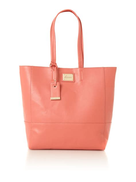 Lizzy Tote by Linea Lizzie Tote Bag In Pink Lyst
