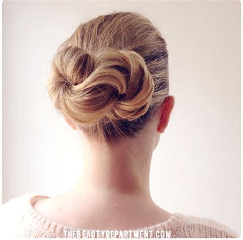 Easy Hairstyle Accessories Bun by Hairstyles For Hair How To Style D Hair
