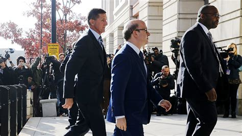 Fbi Special Advisor Mba by Michael Flynn Arrives For Hearing Amid Charges Of Lying To