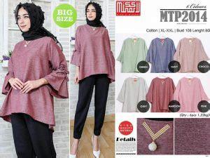 Termurah Baju Muslim Tunik Tunik Batik grosir baju muslim termurah grosir baju tunik mtp2014