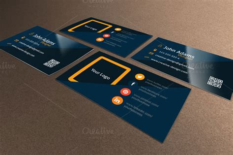 material design business cards business card templates creative market flat business card design template business card templates on creative market