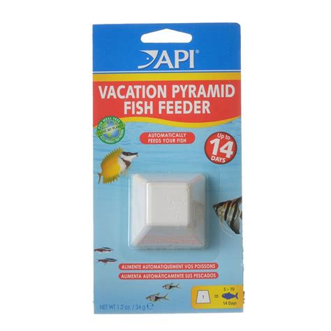 Vacation Fish Feeder api api 14 day vacation pyramid fish feeder foods vacation time release