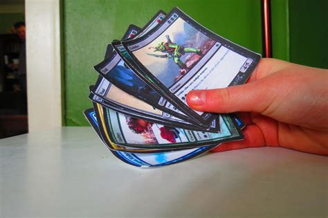 how to make a trading card how to make your own awesome trading cards