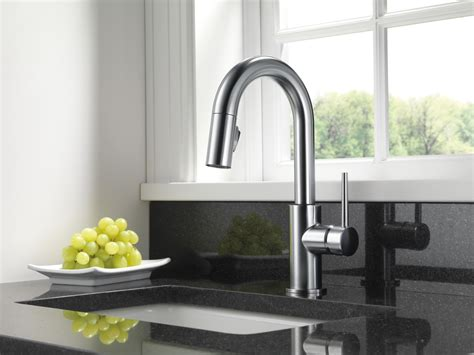 picture 2 of 49 delta trinsic kitchen faucet luxury