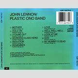 Plastic Ono Band Album Cover | 1181 x 929 jpeg 146kB