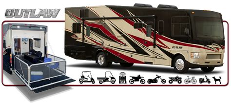 5th Wheel Toy Haulers Floor Plans by Toy Haulers Rv Business