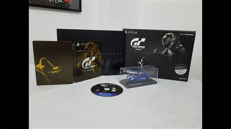 Kaset Ps4 Gran Turismo Sport Collector S Edition Reg 3 gran turismo sport collectors edition ps4 unboxing