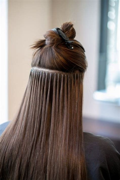 best way to remove keratin hair extensions 25 best ideas about fusion hair extensions on