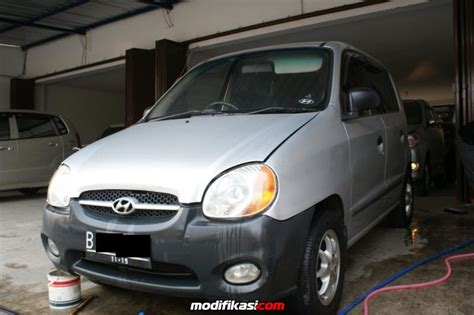 Alarm Mobil Atoz dijual mobil hyundai atoz gls at 2002 facelift