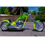 FOR SALE 2007 Big Dog K9 K 9 Softail Custom Chopper Motorcycle 3154