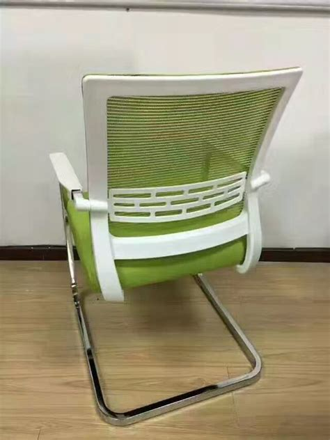price high quality colorful mesh meeting braided office guest chairs  wheels cheap