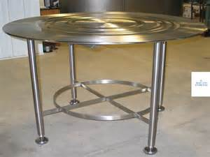 kitchen stainless steel kitchen table style