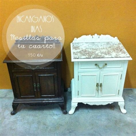 mesitas de noche vintage mesitas de noche vintage restaurar muebles