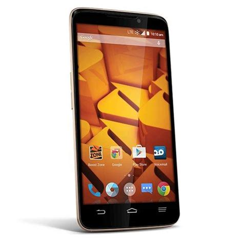android zte phone zte boost max 5 7 android phone with a 199 99 price tag gadgetsin