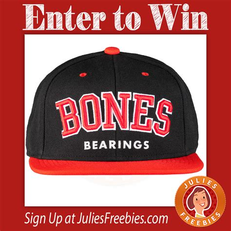 Sweepstakes Instant Win - bones bearing sweepstakes and instant win game julie s