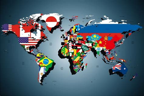 Globe Peta Dunia Edukasi Anak Ukuran 18 2cm J Jual Stiker Dinding Wall Sticker Gambar Peta Dunia