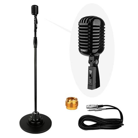 Classic Retro Vintage Style new classic retro vintage style microphone swing stand