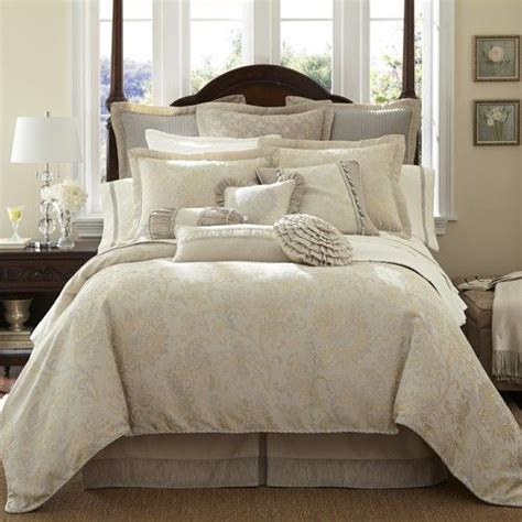 waterford bedding sets waterford lysander ivory bedding by waterford bedding