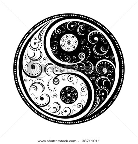 cool yin yang tattoo another cool yin yang great think ink