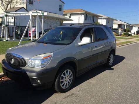 car owners manuals for sale 2005 buick rendezvous electronic throttle control 2005 buick rendezvous suv for sale awd clean one owner 4999 lindenhurst long island ny