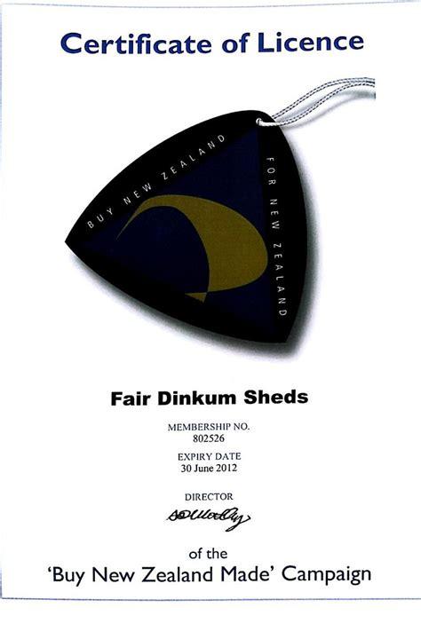 product design engineer new zealand new zealand made fair dinkum sheds