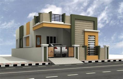 home design ideas chennai strikingly beautiful front elevation designs for small