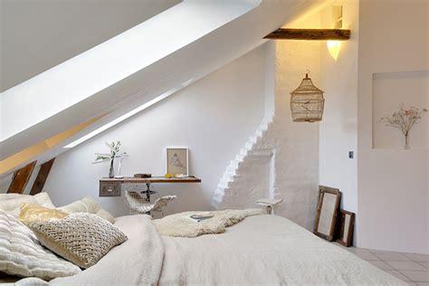 small attic bedroom design slaapkamer op zolder tips inspiratie