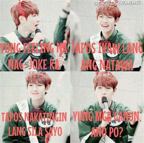 Exo Tagalog Memes - tagalog exo memes tagalogexomemes twitter